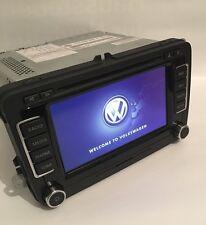 VW rns510 dispositivo di navigazione navi 1t0035680c mappe LED v14 2017