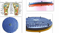 2 in 1 Twister & Magnetic Acupressure Power MAT for Body Shape and Weight Loss #