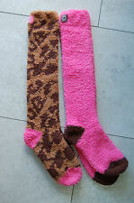 LADIES WORLDS SOFTEST LONG SLOUCH SOCKS 2 PACK - NEW WITHOUT PACKAGING