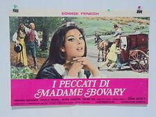 P 001 FOTOBUSTA B titolo: I PECCATI DI MADAME BOVARY con Edwige Fenech