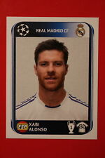 PANINI CHAMPIONS LEAGUE 2010/11 # 439 REAL MADRID FC XABI ALONSO MINT!