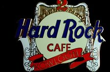 HRC Hard Rock Cafe Kowloon 2nd Anniversary LE Logo Saxophone