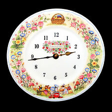 Reloj De Pared Wedgwood Foxwood Cuentos Compton & Woodhouse
