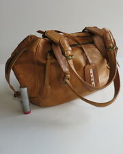 MARNI  BEAUTIFUL SHOULDER or HANDBAG BUTTERY BROWN LEATHER - EXCELLENT!