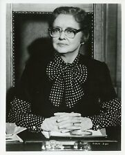 BETTE DAVIS PORTRAIT THE JUDGE AND JAKE WYLER ORIGINAL 1971 NBC TV PHOTO