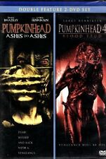 Pumpkinhead, Ashes to Ashes Pumpkinhead 4, Blood Feud NEW!
