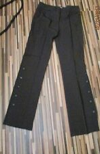 NWT DARK BROWN EVENING TROUSERS