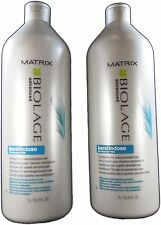 Biolage Keratindose Shampoo and Conditioner Liter Duo 33.8oz Each