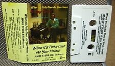 JIMMY STURR When It's Polka Time at Your House cassette tape Johnny Karas