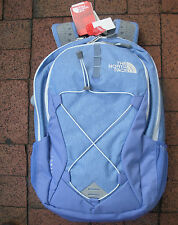 THE NORTH FACE  WOMENS JESTER BACKPACK- LAPTOP SLEEVE-CHJ3- STELLAR BLUE HEATHER
