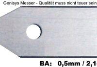 18x Messer Mähroboter Gardena R40Li / R45Li / R70Li  Top Qualität Top Preis