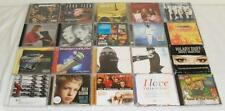 Huge Lot of 20 Popular Musicians Audio CDs: Robbie Williams, Hilary Duff & More