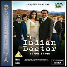 THE INDIAN DOCTOR - COMPLETE SERIES SEASON 3  **BRAND NEW DVD **
