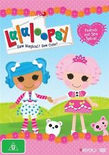 Lalaloopsy: Friends Are Sew Special - Anna Quick DVD NEW