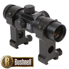 Bushnell AR Optics 1x28mm Red Dot Sight RifleScope w/ Mounting Rings - AR730131C