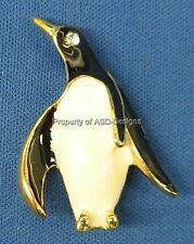 Happy Feet Winter Emperor Penguin Brooch 4164