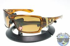 Oakley Offshoot Sunglasses OO9190-04 Dark Amber w/ Bronze Polarized Lens
