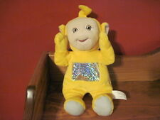 "Sweet 11"" Yellow Plush LAA LAA Teletubbies"