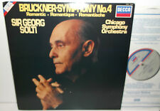 SXDL 7538 Bruckner Symphony No.4 Chicago Symphony Orchestra Sir Georg Solti