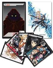*NEW* Sword Art Online Playing Cards by GE Animation