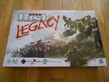 juego de mesa - RISK LEGACY - Hasbro - estrategia - wargame
