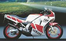 YAMAHA TZR 250 2MA SERVICE MANUAL workshop