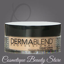 DERMABLEND Cover Creme SPF 30 Chroma 1 1/4 NATURAL BEIGE, 1 oz. NEW IN BOX