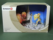 Schleich 72020 Set pack coffret Figurine Chevalier & Dragon feu /Knight /Ritter