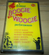 The Greatest Boogie Woogie Performances Vol. 2 Italy, Intl. Joker Production NEW