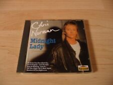 CD Chris Norman-Midnight Lady - 10 canzoni