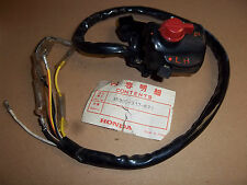 Honda cl250k4 cl350k4 R/h handle-bar lght/kill interruptor 35300-317-671 Original Tek