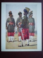 POSTCARD 127TH QUEEN MARY'S OWN BALUCH LIGHT INFANTRY