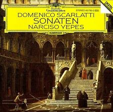 DOMENICO SCARLATTI: SONATEN [USED CD]