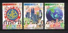 2000 MALAYSIA UNIT TRUST - THE SMART INVESTOR CHOICE (3v) MNH