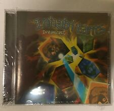 NEW Sealed Inhabitants game for Sega Dreamcast Puzzle Game Region free NTSC PAL