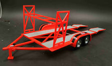 STP TANDEM VINTAGE RACE CAR TRAILER 1:18 REPLICARZ OPEN WHEEL DIECAST ACME GMP