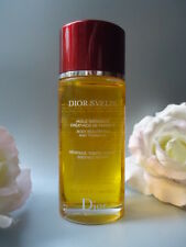 DIOR SVELTE BODY BEAUTIFYING AND TONING OIL 100ml 3.4oz NEW NO BOX GLASS BOTTLE
