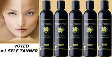 TAN PHYSICS TRUE COLOR RATED #1 SUNLESS TANNER TANNING LOTION 5 MONTH SUPPLY