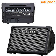 Roland CUBE Street EX Battery-Powered Stereo Amplifier NEW l Authorized Dealer