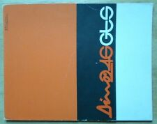 FERRARI dino 246 gts pininfarina original 1972 la brochure commerciale - # 65/72