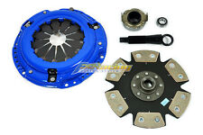 FX STAGE 4 CLUTCH KIT 92-05 HONDA CIVIC DEL SOL D16Z6 D16Y7 D16Y8 D17A1 D17A2