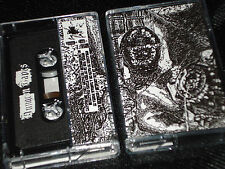 STEEL TOE s/t CASSETTE no-fi blackened punk filth sump jackman sexdrome axnaar