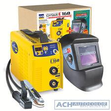 GYS KIT GYSMI E160 WIG Inverter Schweißgerät +Schweißhelm LCD 9/13 E-Hand 031548