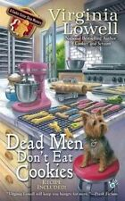 Dead Men Don't Eat Cookies (A Cookie Cutter Shop Mystery)-ExLibrary