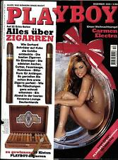 2Z  PLAYBOY D 12/2000 Dezember - Carmen Electra + Drew Barrymore + Michele Smith
