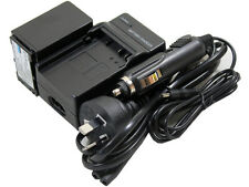 NP-FV100 Battery + Charger for Sony HDR-CX180ES HDR-CX190 HDR-CX190B HDR-CX190E