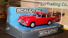 SCALEXTRIC Slot Car 1:32 ASTON Martin DB5 DPR New in Display Box HIGHLY DETAILED