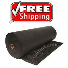 Pro-X Weed Barrier 6 Ounce Woven Landscape Fabric In A 4 X 250' Roll Weed Mat