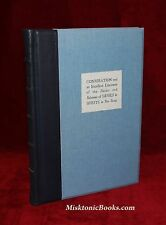 CONJURATION OF DEVILS AND SPIRITS, Quarter Bound in Leather Limited, Demonology