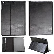 Luxury Tablet Schutzhülle für Samsung Tab S2 Tasche Cover Case Stand schwarz
